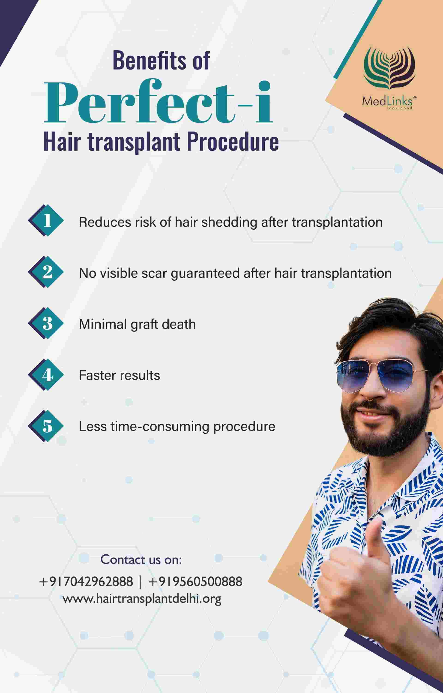 Perfect-I Hair transplant